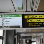 City Kanal Basel (BVB-Fahrzeuge)