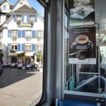 BVB Werbung. Ethical Coffee Comp © Photo Dominik Pluess / 21. April 2015
